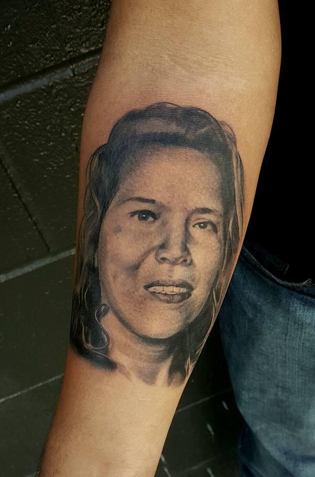 Portrait Tattoo - Firme Copias
