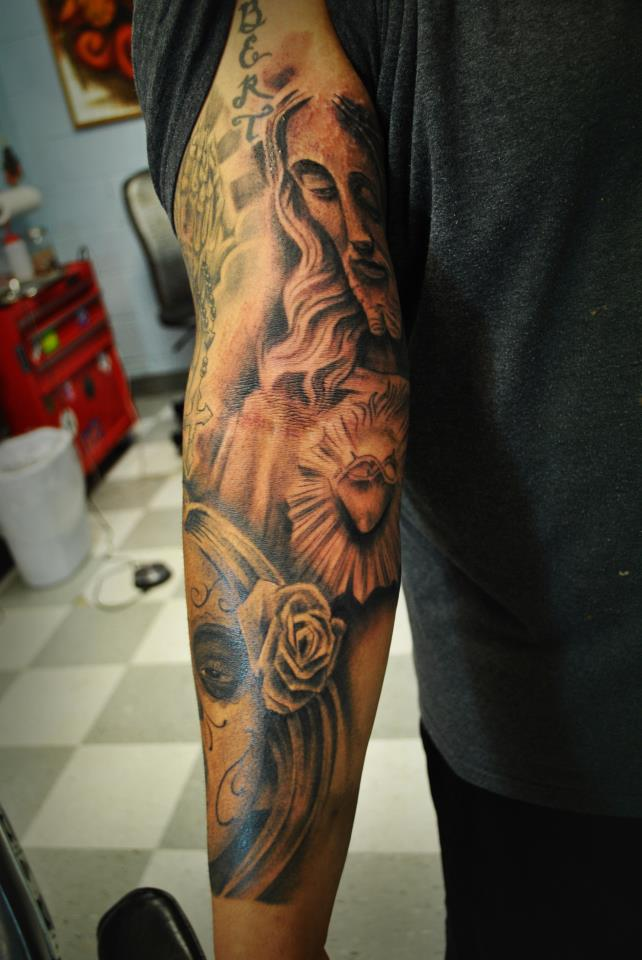 Custom Tattoo - Firme Copias
