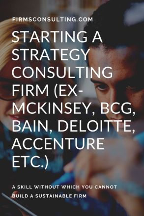 strategy consulting firm
