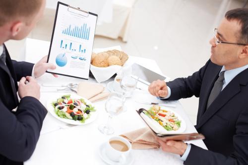 kolacja biznesowa