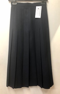 Davison Full Length Pleated Skirt