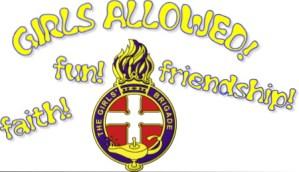 No Girls' Brigade - Half Term