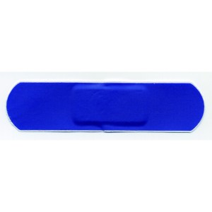 blue finger extension plasters 2cm x 12cm box of 50