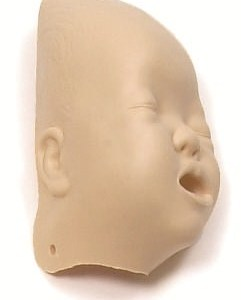 CPR face (baby)