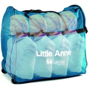 Laerdal Little Anne CPR Manikins