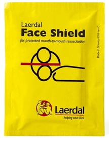 Laerdal Face Shield Individual