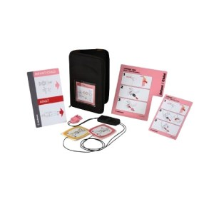 physio control paediatric reduced energy defib starter kit