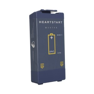 philips heartstart hs1 battery