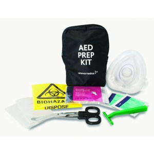 St Andrew's First Aid AED Prep Kit.