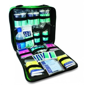 fast response first aid kit - lyon bag