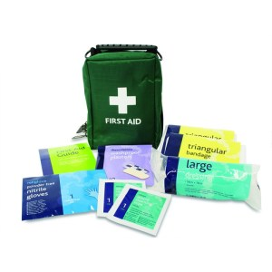 one person first aid travel kit