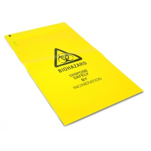 bio hazard bags pack of 50