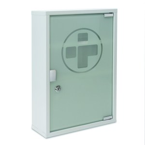 Large first aid cabinet