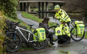 St Andrew's First Aid Cycle Patrol