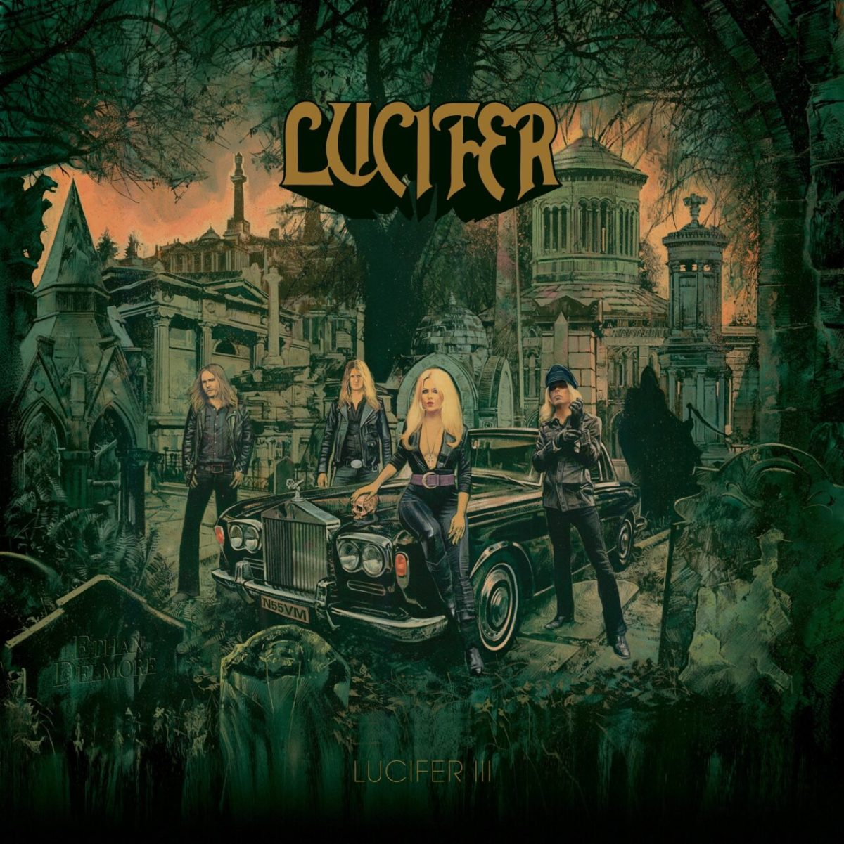 Lucifer III by Lucifer - FirstAngelMedia.com