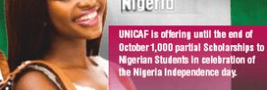 UNICAF University Scholarship