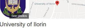 UNILORIN Admission List 2018