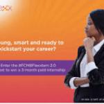 FCMB Paid Internship Program #FCMBFlexxtern