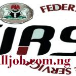 FIRS Recruitment Portal 2019   Online Portal for Federal Inland Revenue Service