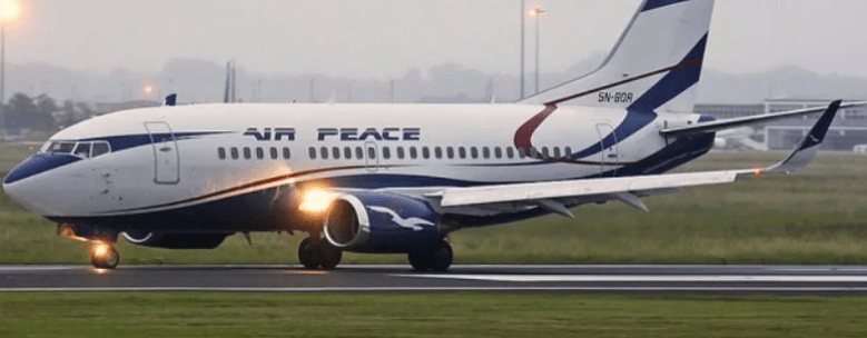 Air Peace Online Booking