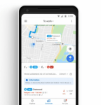 Your Speed Can Now be Seen By Google Maps in Real Time