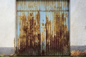 What You Can Do to Handle Rust On Your Garage Door