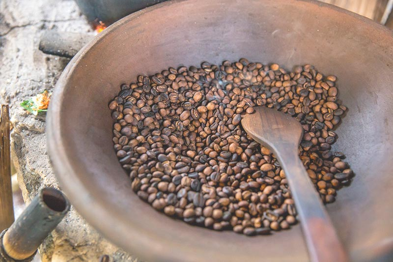 Kopi Luwak coffee - Most expensive ingredients