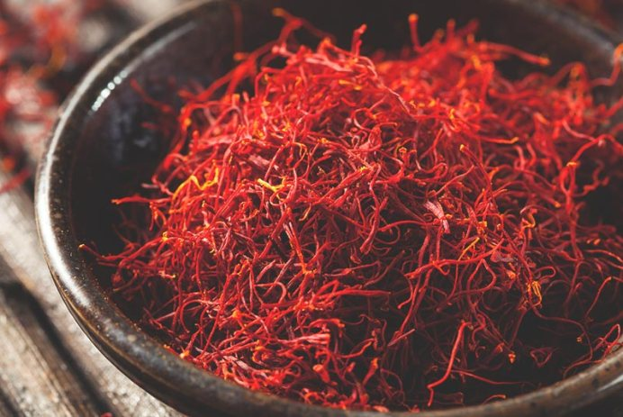 Saffron - Most expensive ingredients