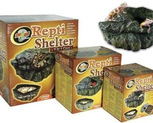 Repti Shelter 3 in 1
