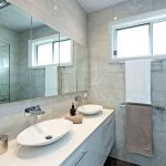 19 Tricks To Make A Small Bathroom Look Bigger First Choice Warehouse