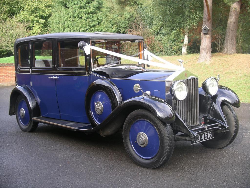Vintage Rolls Royce Rolls Royce Wedding Car Hire In Hook