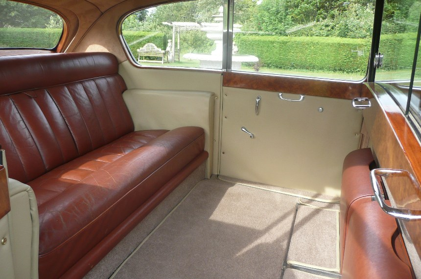 Austin Princess Classic Wedding Car In Robertsbridge East Sussex