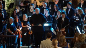St Augustine Orchestra Plays at Lightner @ Lightner Museum Antique Courtyard | St. Augustine | Florida | United States