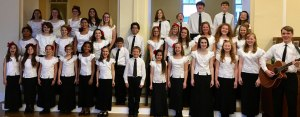 "St Augustine Youth Chorus ""I Here America Singing"" @ Ancient City Baptist Church 