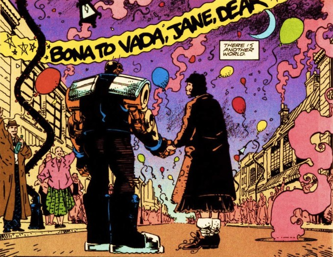 Image result for doom patrol morrison