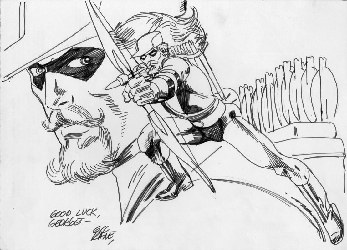 Gil Kane Panel Added To Syracuse S Salt City Comic Con
