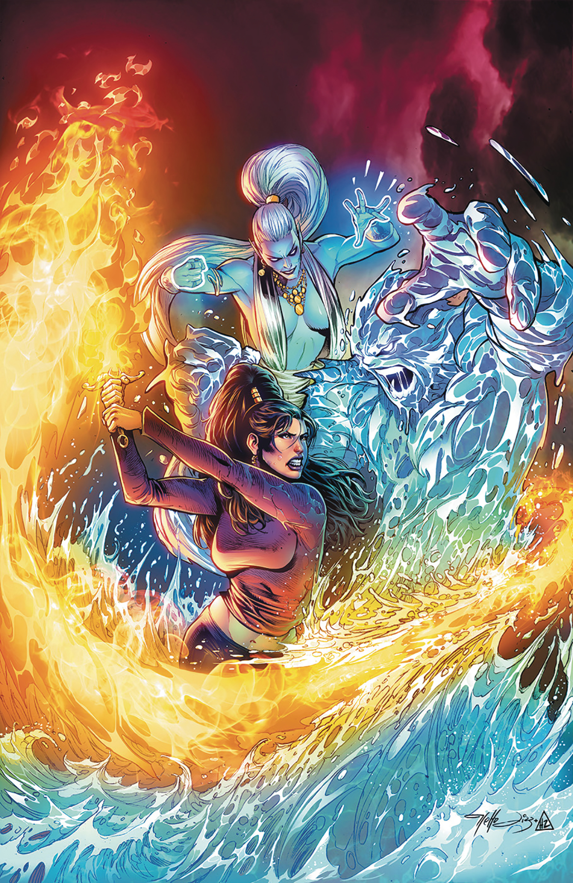 Grimm Fairy Tales Dance Of The Dead 5 Preview First
