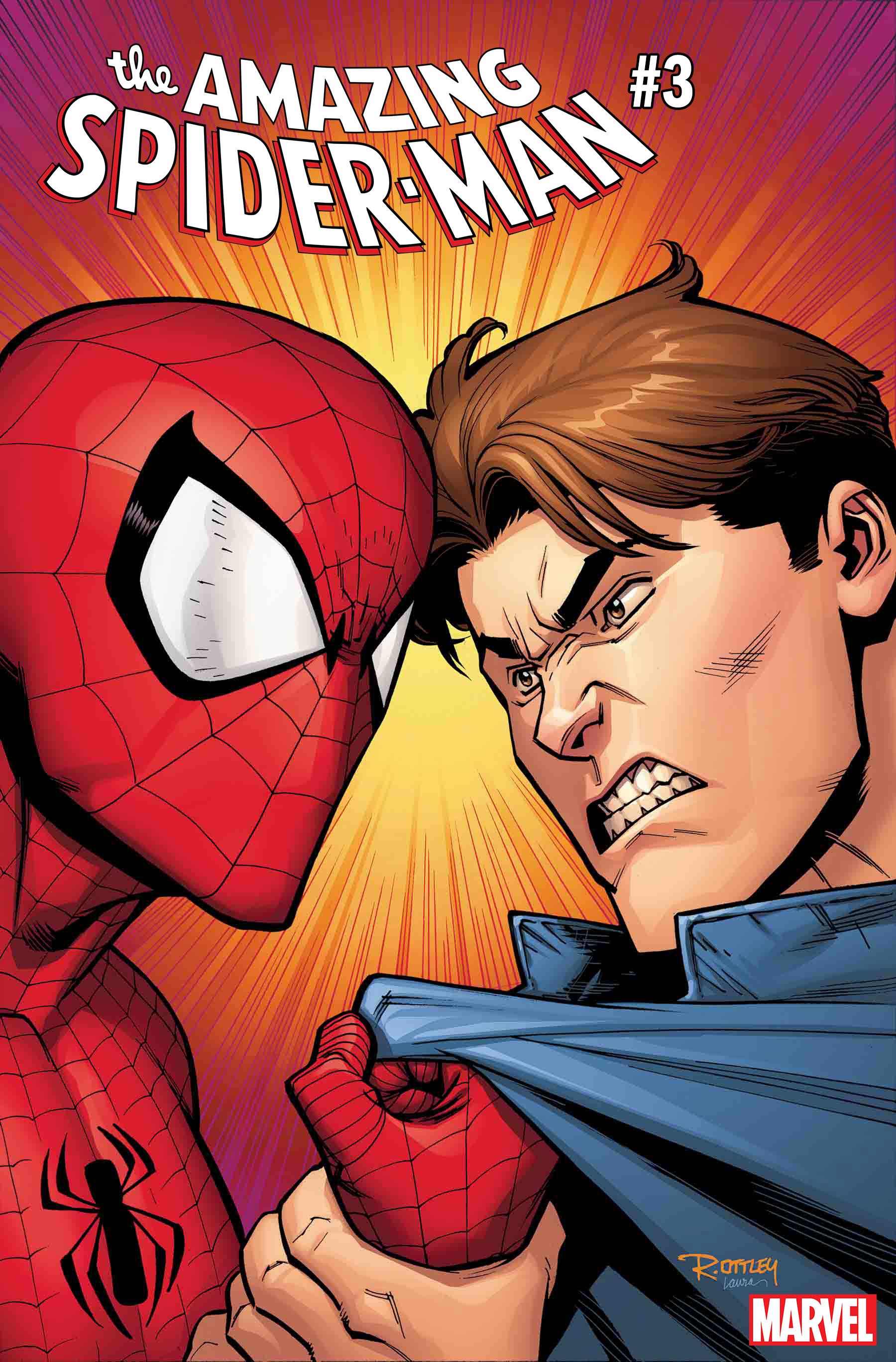 Amazing Spider Man 3 Peter Parker Vs Spider Man What