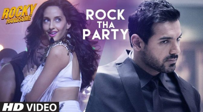 rock the party john abraham