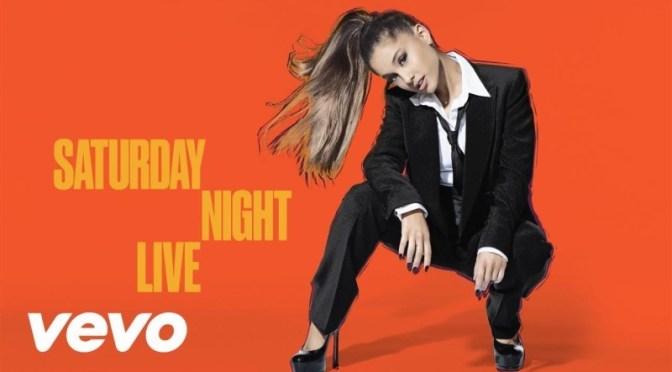 Ariana Grande – Dangerous Woman (Live On SNL)