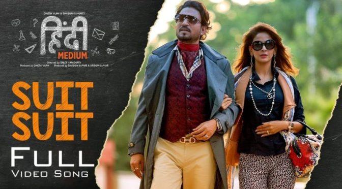 Suit Suit Karda – Guru Randhawa Feat Arjun Kanungo