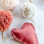 How To Make A Valentine Garland You Ll Fall In Love With