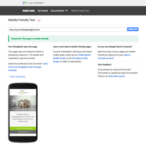 google-mobile-friendly-tool