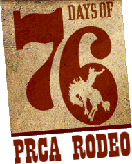 Days of '76 Rodeo