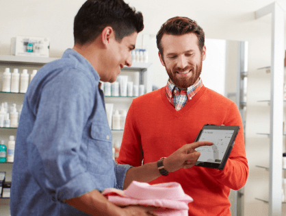 Transforming retail for the digital age