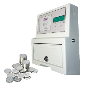 Coin/Token Operated Meter