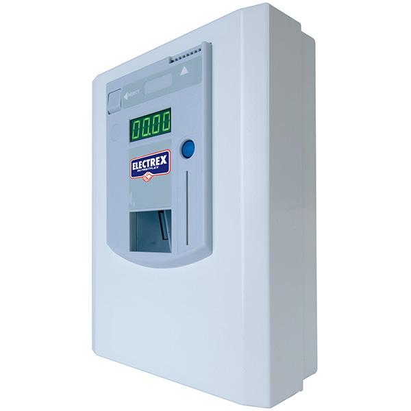 Multi Coin / Token Operated Meter | Firstflex