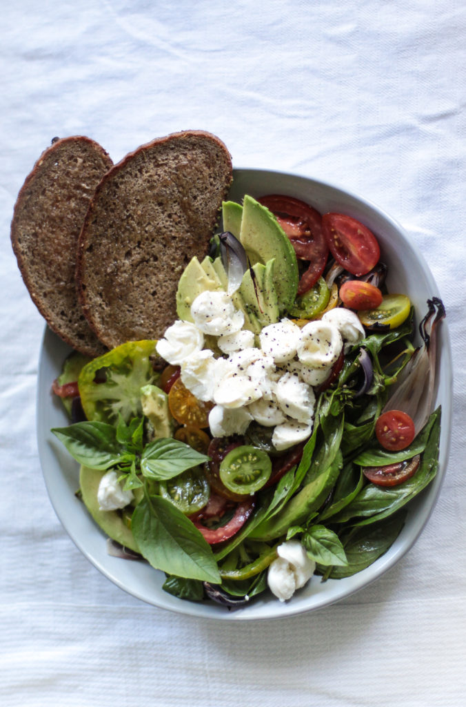 Summer Caprice salad