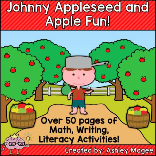 Johnny Appleseed Apple Fun Unit