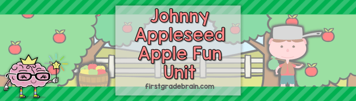 Johnny Appleseed/Apple Mini-Unit